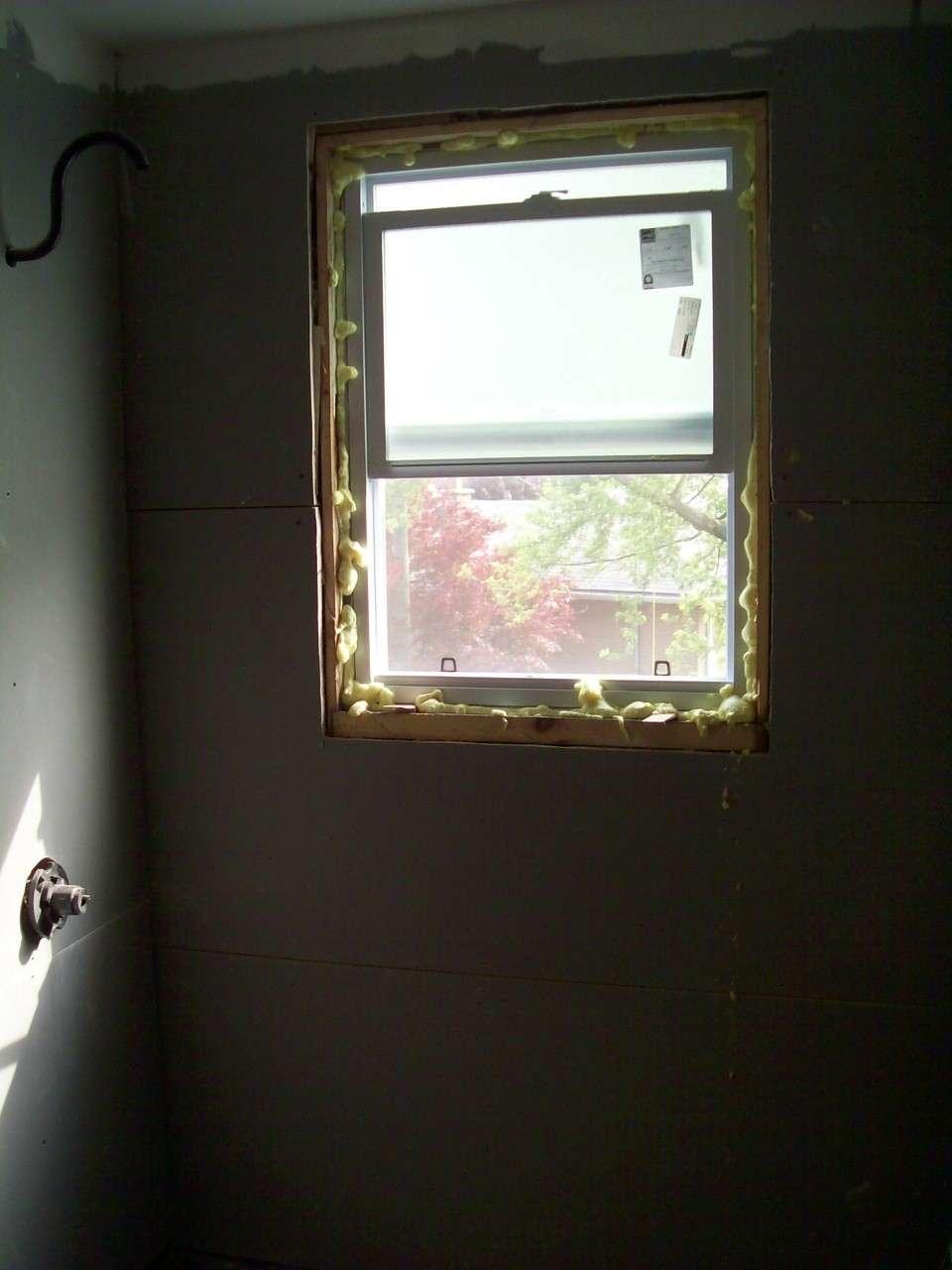 Window Installed