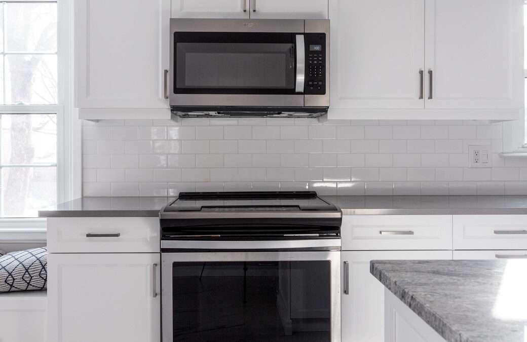 Microwaves: Making Room for Modern Design