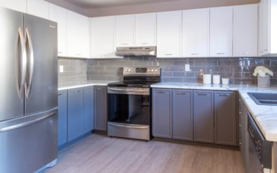 Featured: Erika Kitchen Renovation