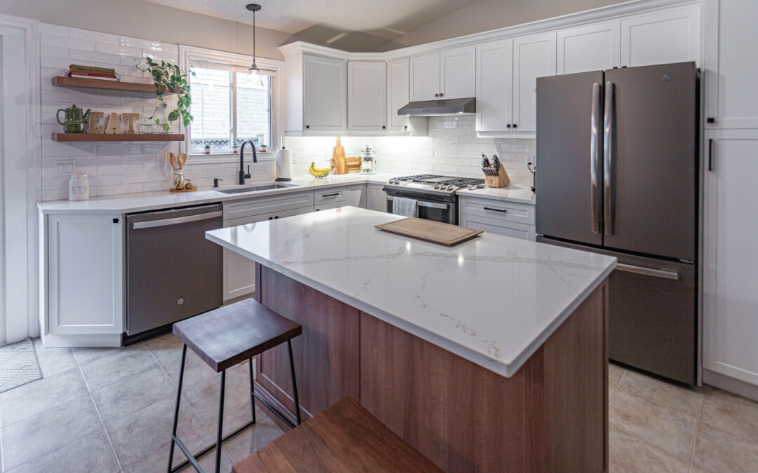Add Restaurant Appeal into Your Kitchen Renovation