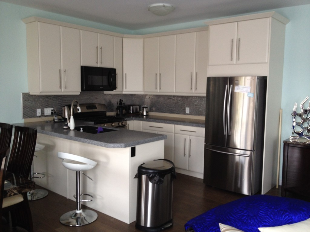 London Ontario Kitchen Cabinet Refacing