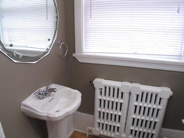 Washroom Conversion