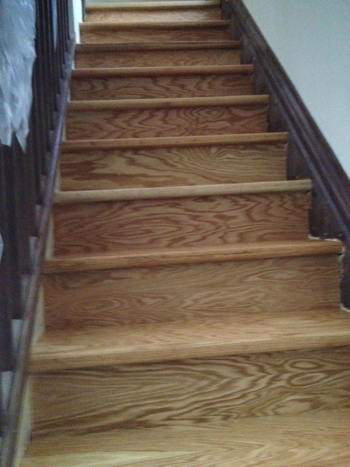 Revitalize Stairs
